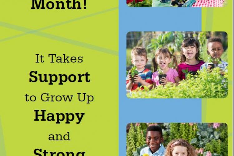 Child Support Awareness Poster